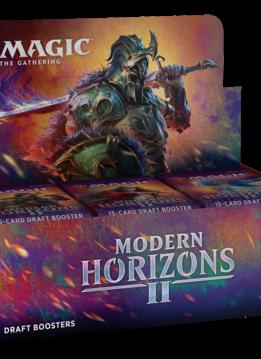 MTG Modern Horizons 2 - Draft Booster Box