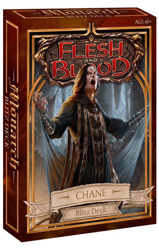 Flesh and Blood: Monarch - Blitz Deck