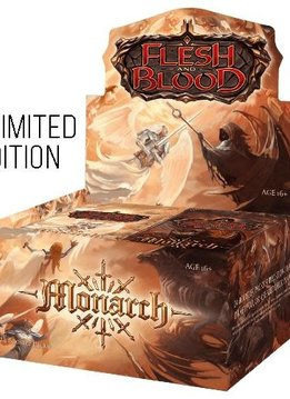 Flesh and Blood: Monarch Unlimited Booster Box