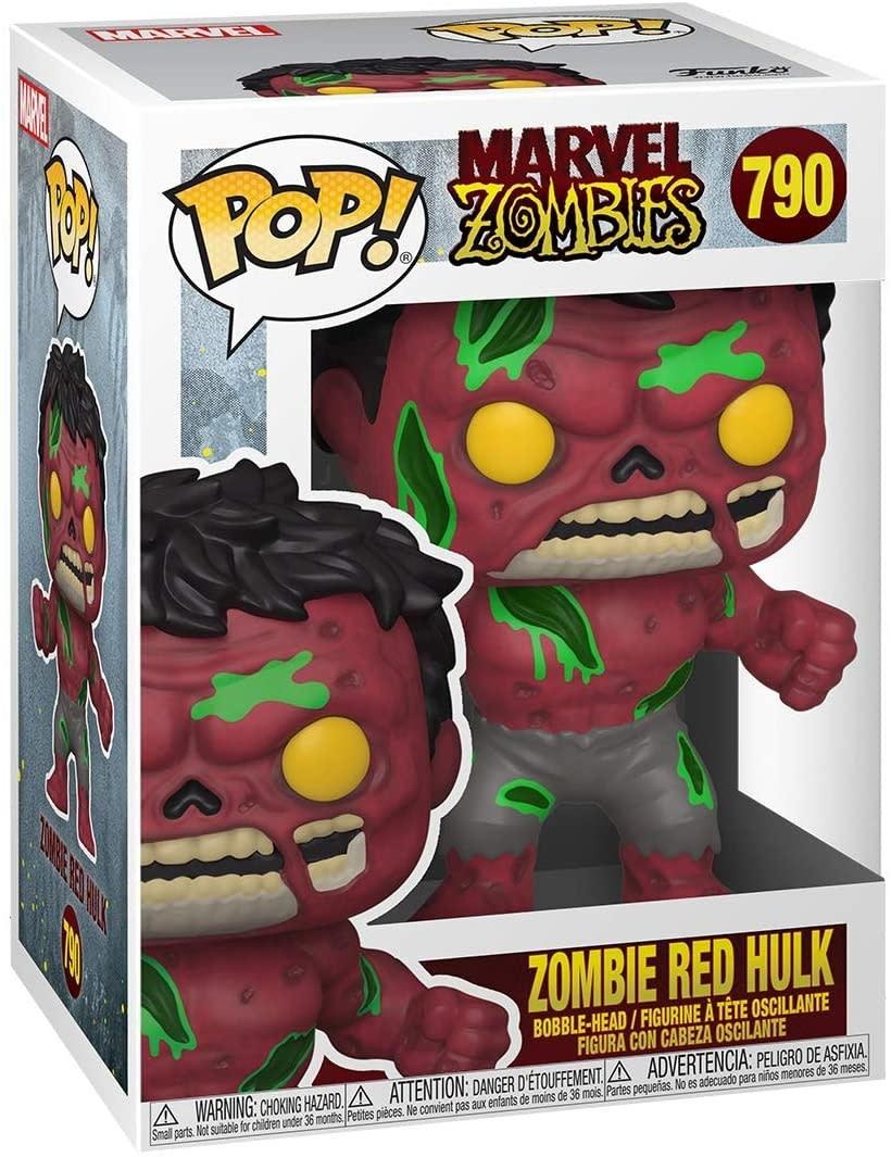 POP! Marvel Zombies: Red Hulk