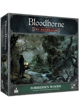 Bloodborne: The Board Game - Forbidden Woods Exp. (EN) (Retail Edition)
