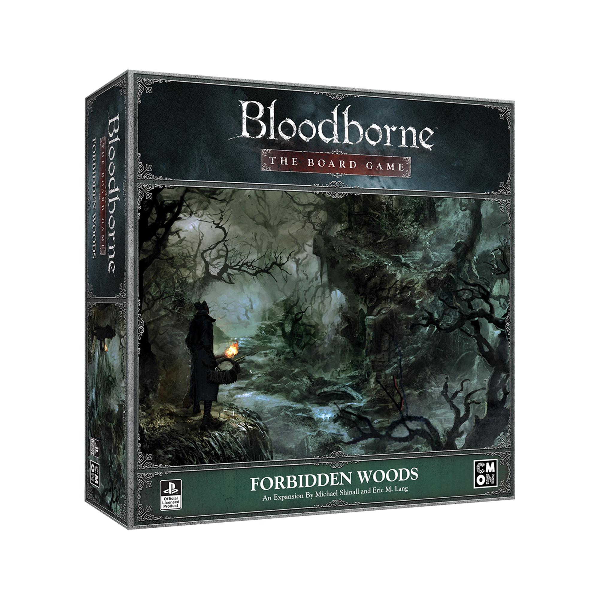 Bloodborne: The Board Game - Forbidden Woods Exp. (EN) (Retail Edition)