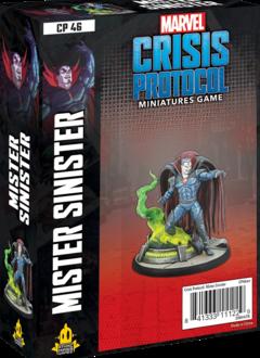 Marvel Crisis Protocol: Mr. Sinister