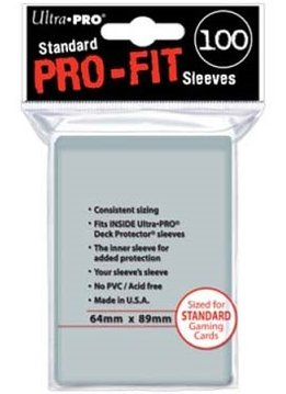 Standard Pro-Fit Sleeves