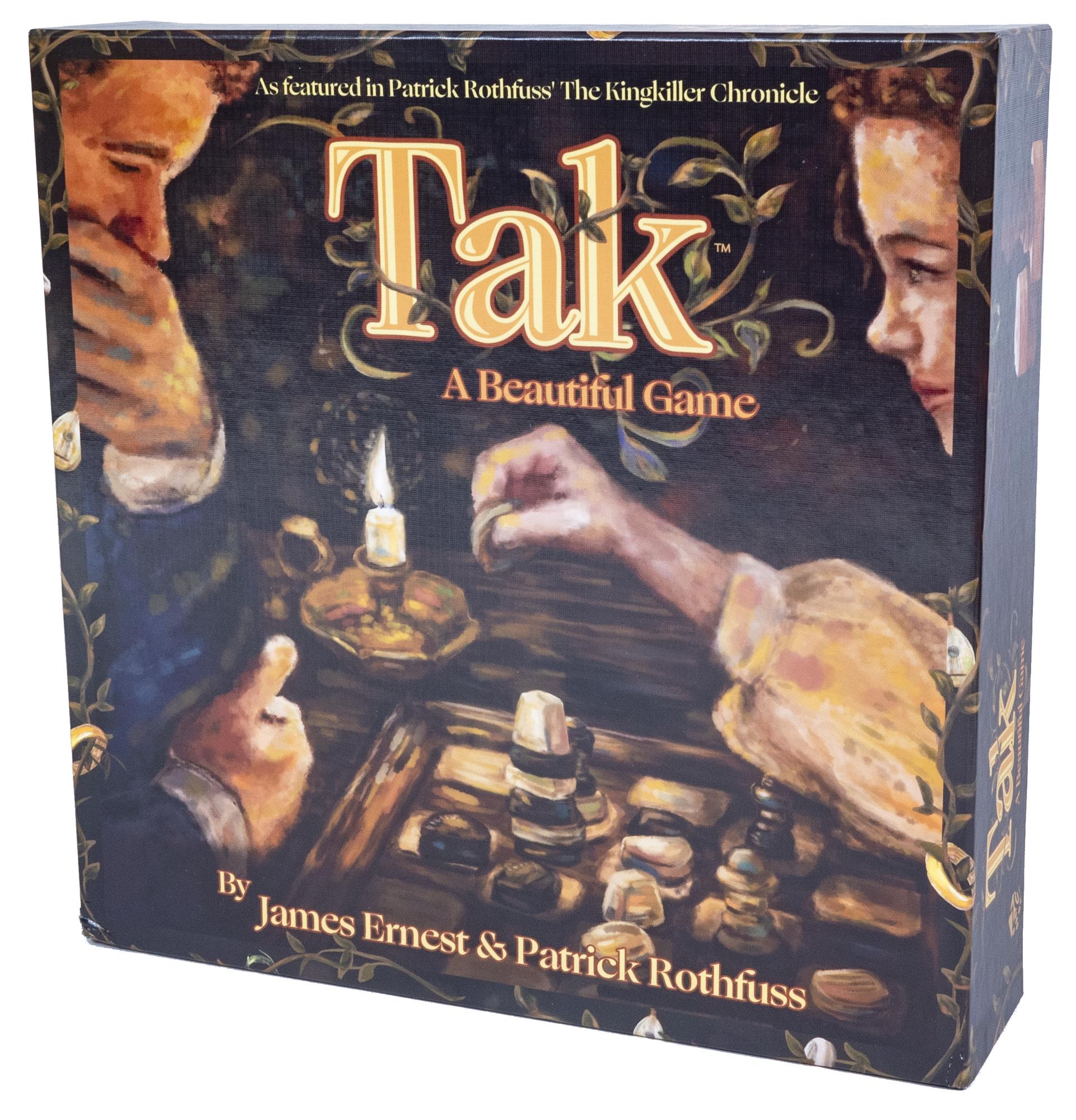 Tak: A Beautiful Game