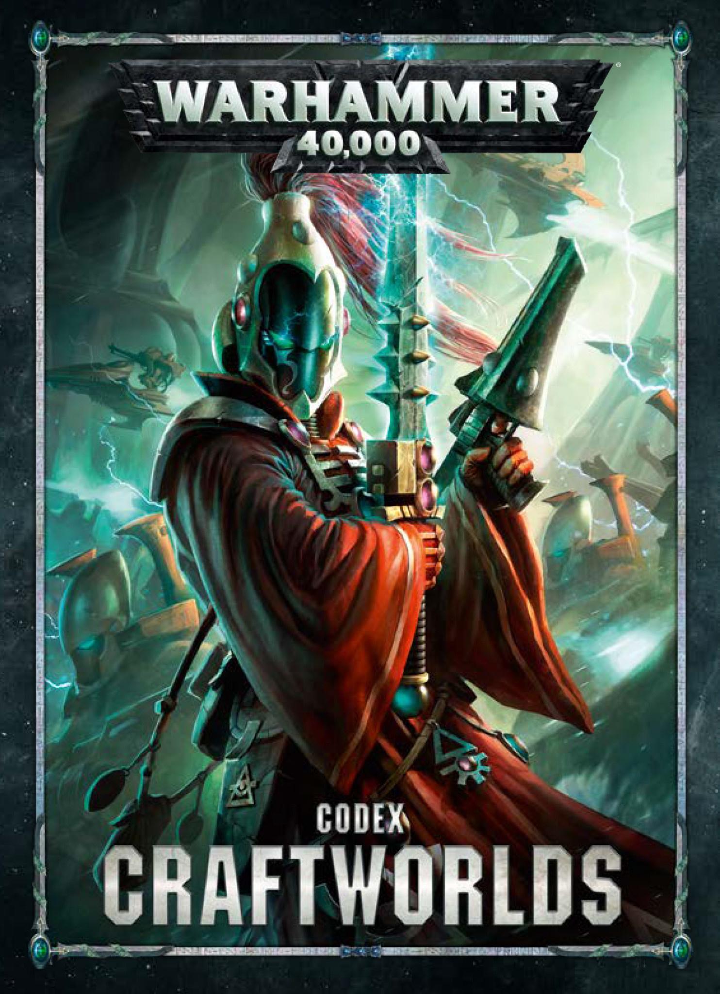 Codex: Craftworlds (EN)
