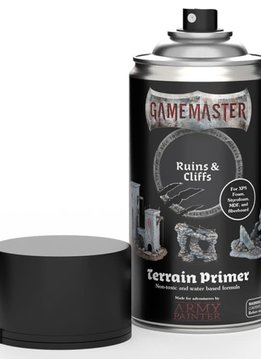 Gamemaster: Terrain Primer - Ruins & Cliffs