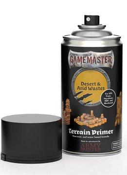 Gamemaster: Terrain Primer - Desert & Arid Wastes