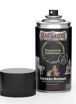 Gamemaster: Terrain Primer - Dungeon & Subterrain