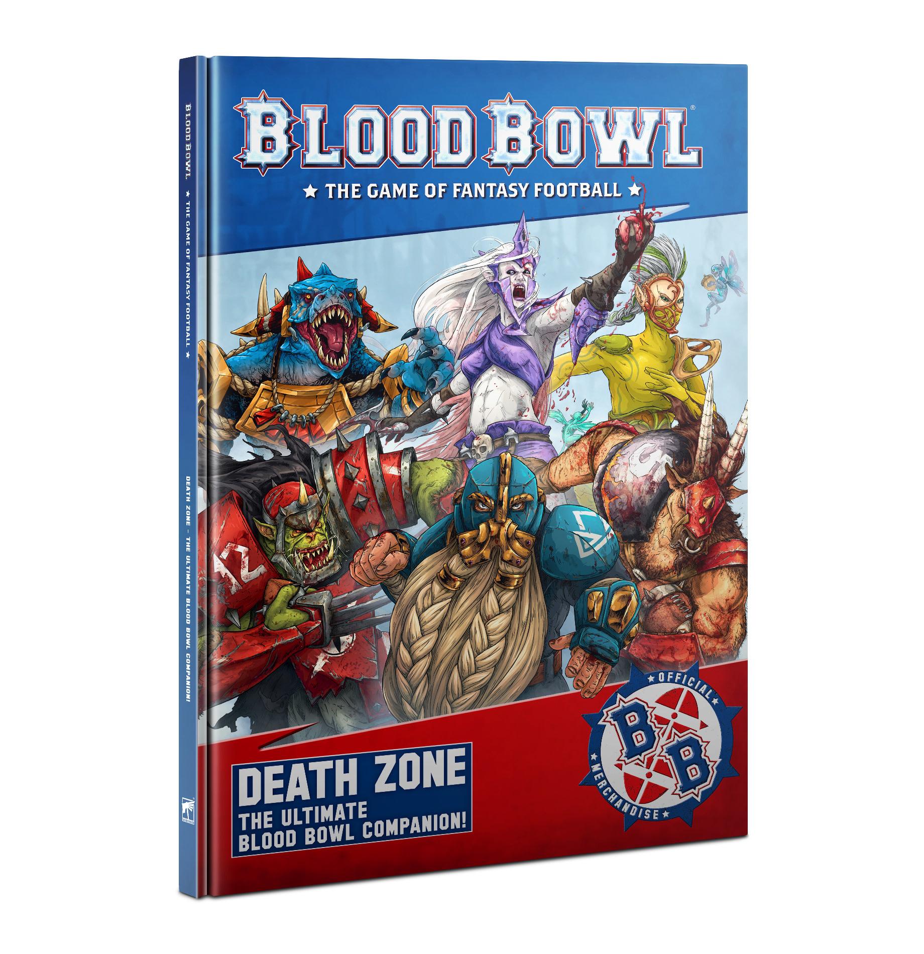 Blood Bowl Death Zone (FR)