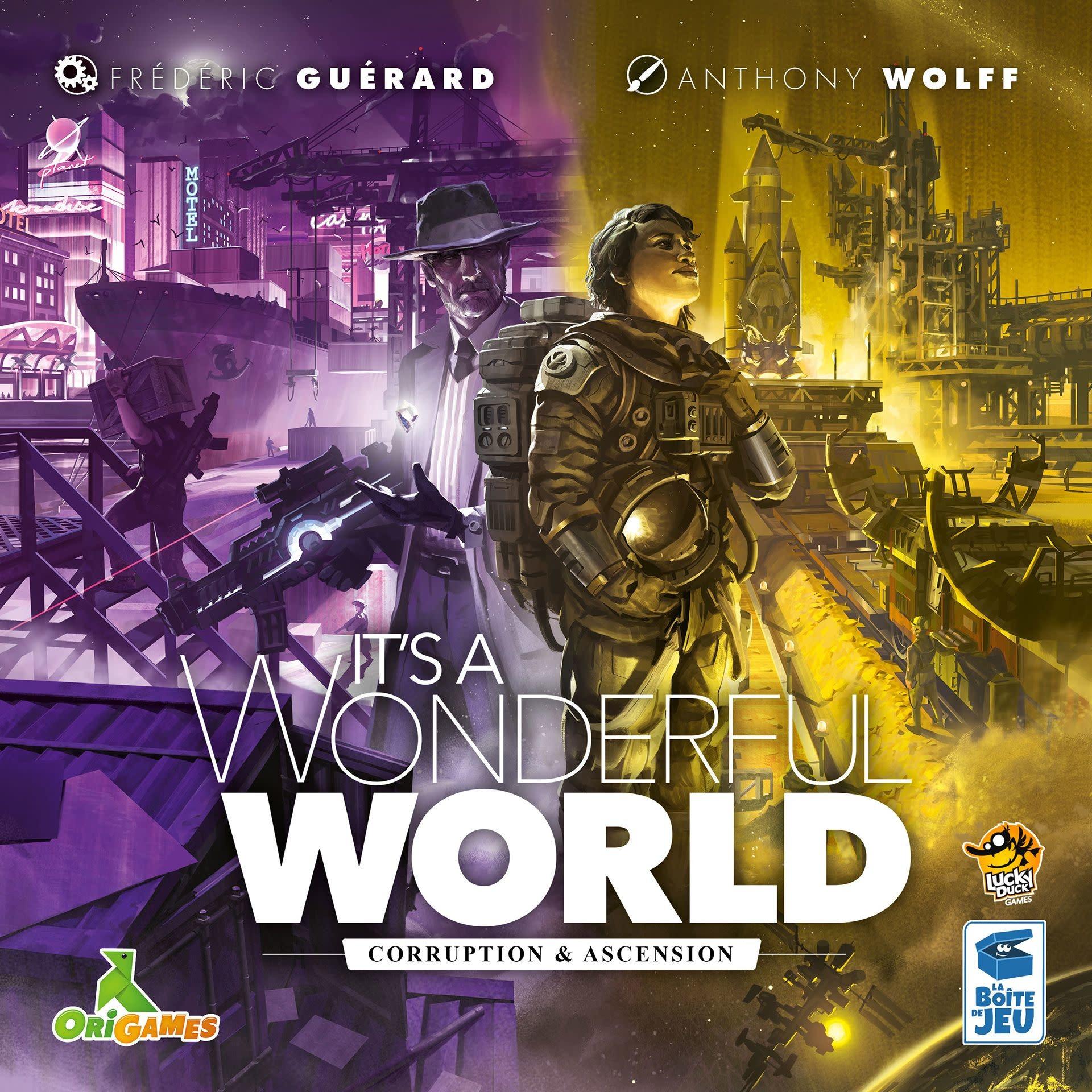 It's a Wonderful World: Corruption & Ascension (EN)