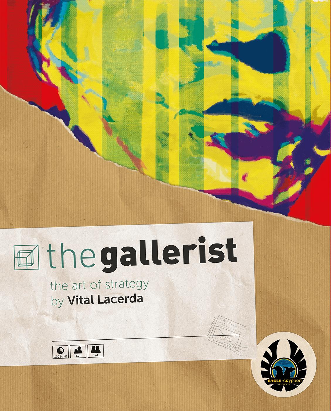 The Gallerist avec Expansions (Édition Française)