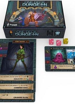 One Deck Dungeon (EN)