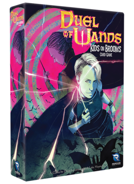 Kids on Brooms: Duel of Wands Card Game