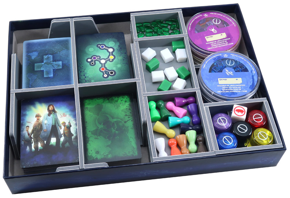 FS Foamcore Insert - Pandemic + Expansions