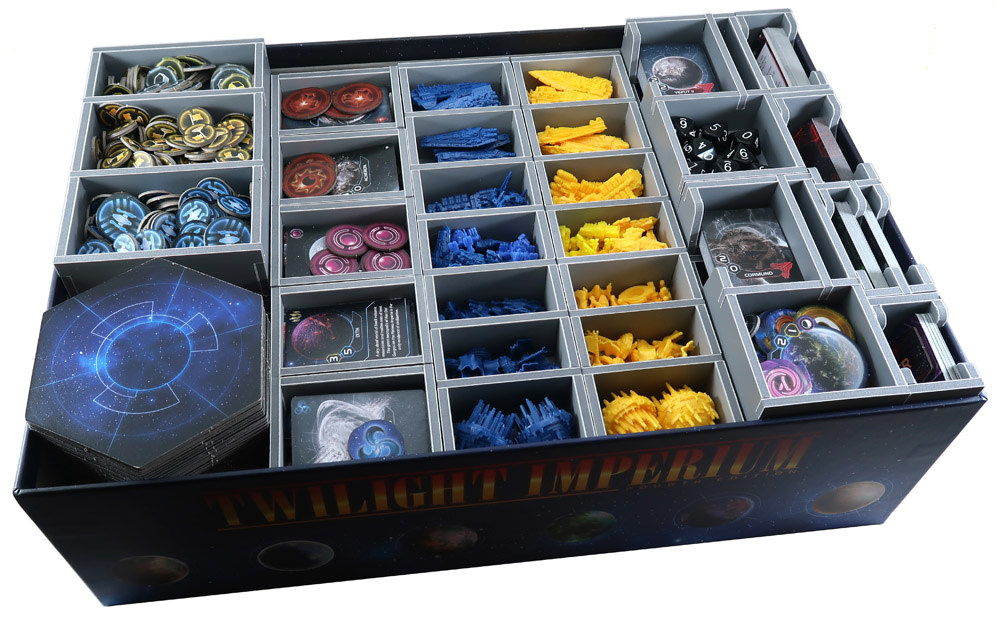 FS Foamcore Insert - Twilight Imperium: Prophecy of Kings (Used with FS-TI4)