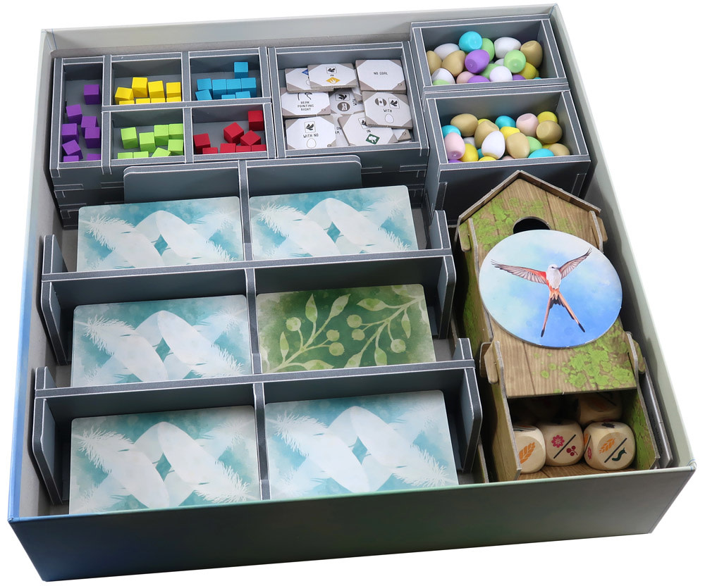 FS Foamcore Insert - Wingspan 2nd Ed. + Expansions