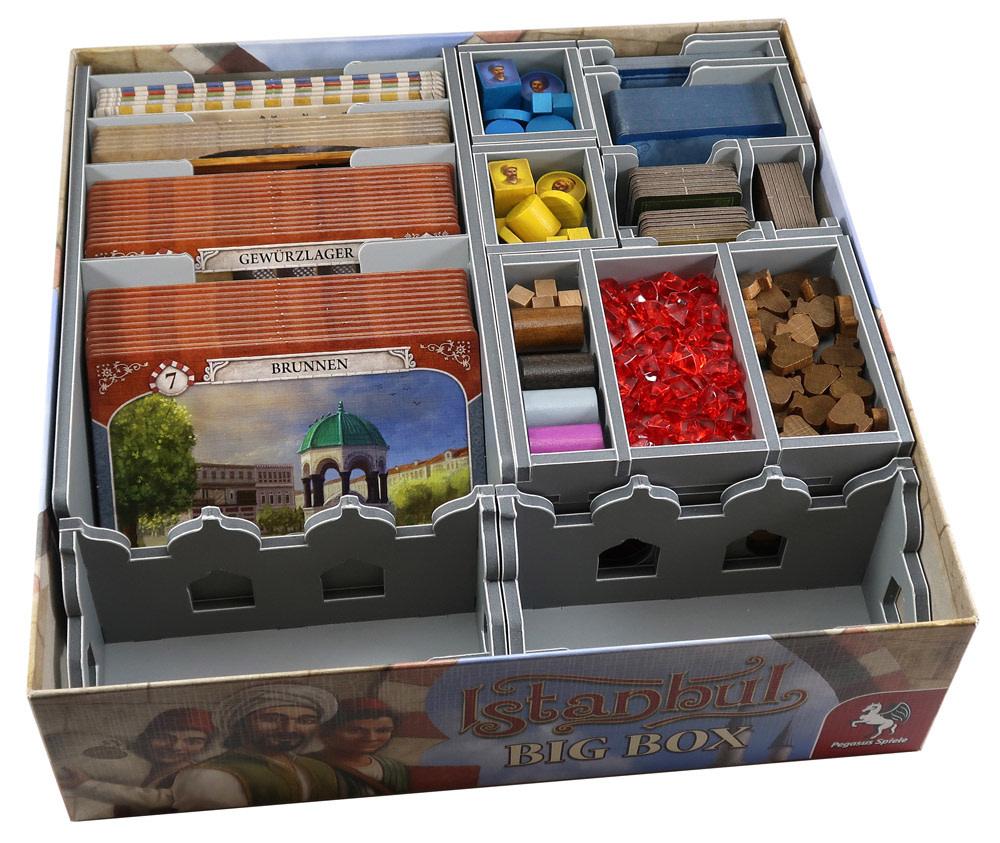 FS Foamcore Insert - Istanbul + Expansions / Big Box