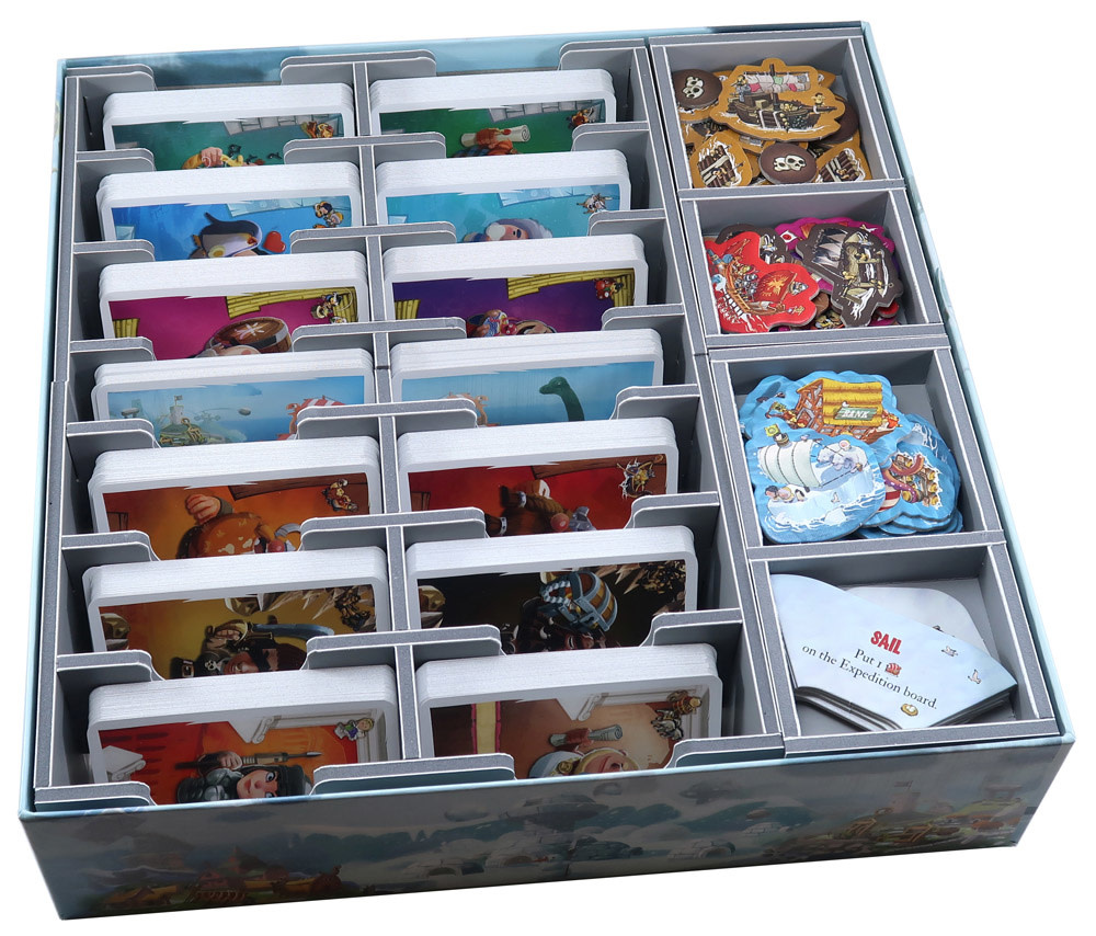 FS Foamcore Insert - Empires of the North / Imperial Settlers / 51st States