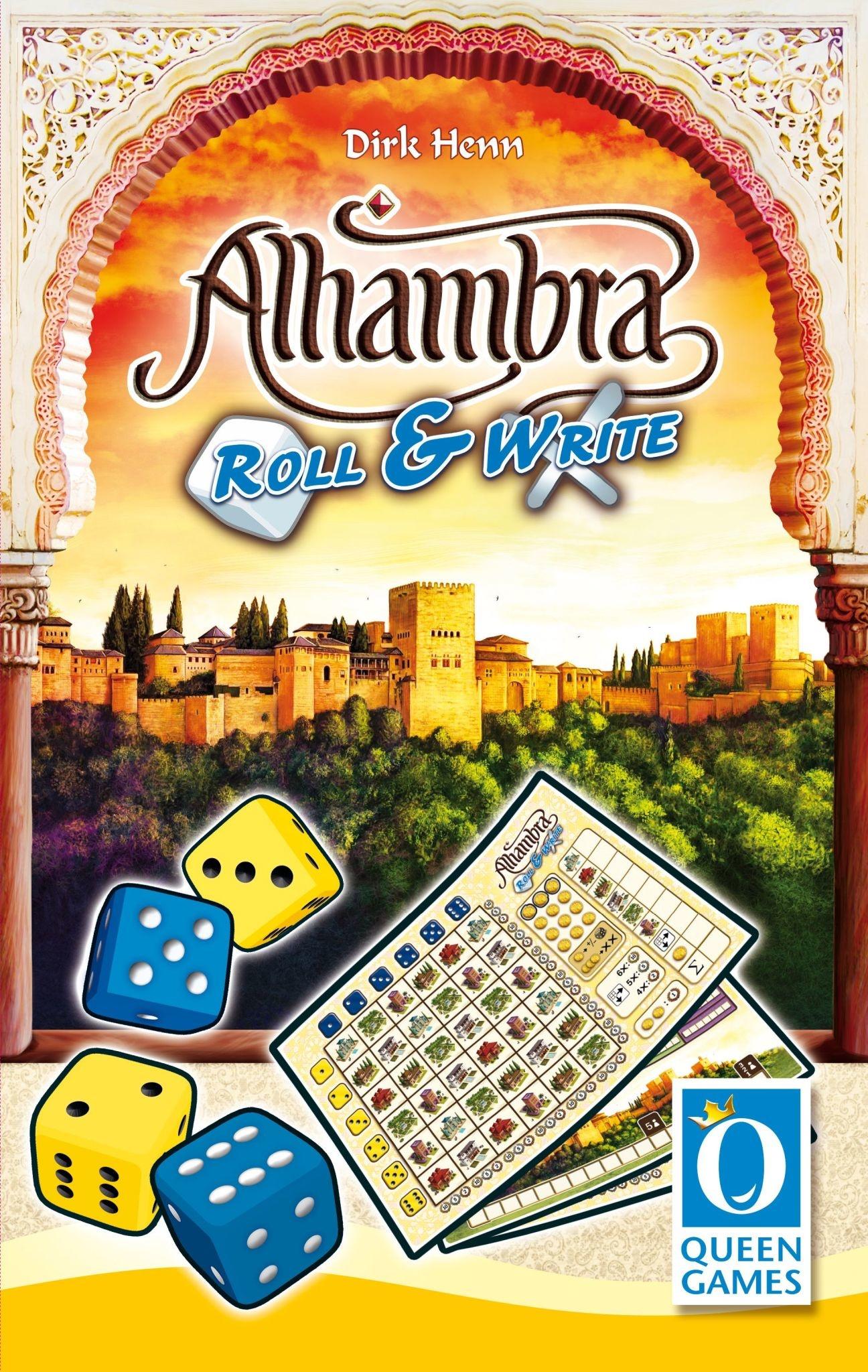 Alhambra: Roll & Write