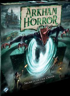 Arkham Horror 3E: Secrets of the Order Exp.