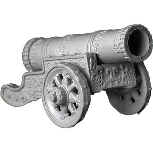 WizKids Unpainted Minis: Large Cannon (WV12.5)