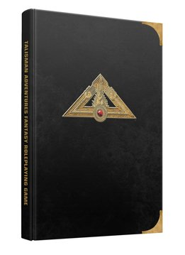 Talisman Adventures RPG Limited Edition Core Rulebook (Alternate Cover) (HC)