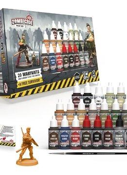 Warpaints: Zombicide Paint Set 2nd Edition