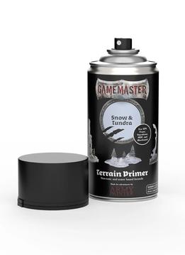 Gamemaster: Terrain Primer - Snow & Tundra