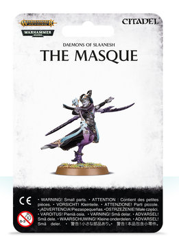 The Masque of Slaanesh