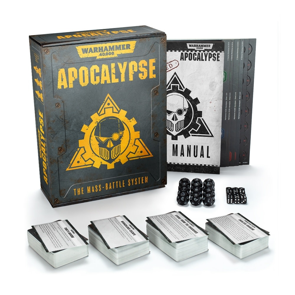 WARHAMMER 40000: APOCALYPSE (French) (Disponible le 6 Juillet)