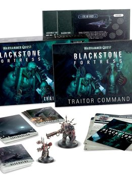 Blackstone Fortress: Traitor Command