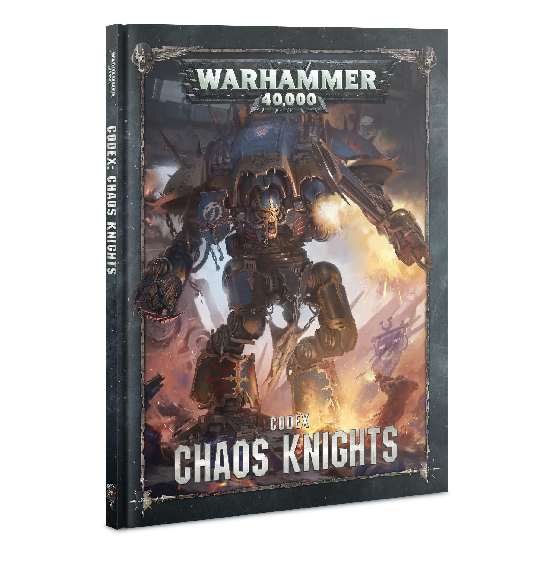 Codex: Chaos Knights 2021 (FR)