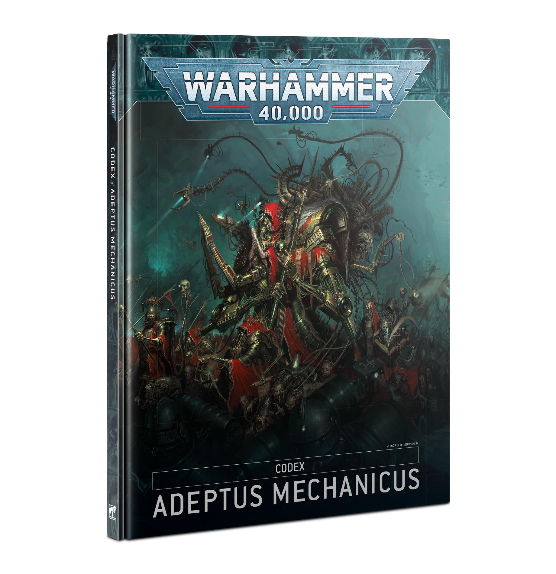 Codex:  Adeptus Mechanicus 2021 (HB) (FR)