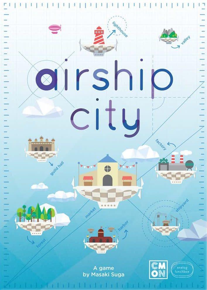 Airship City (FR)