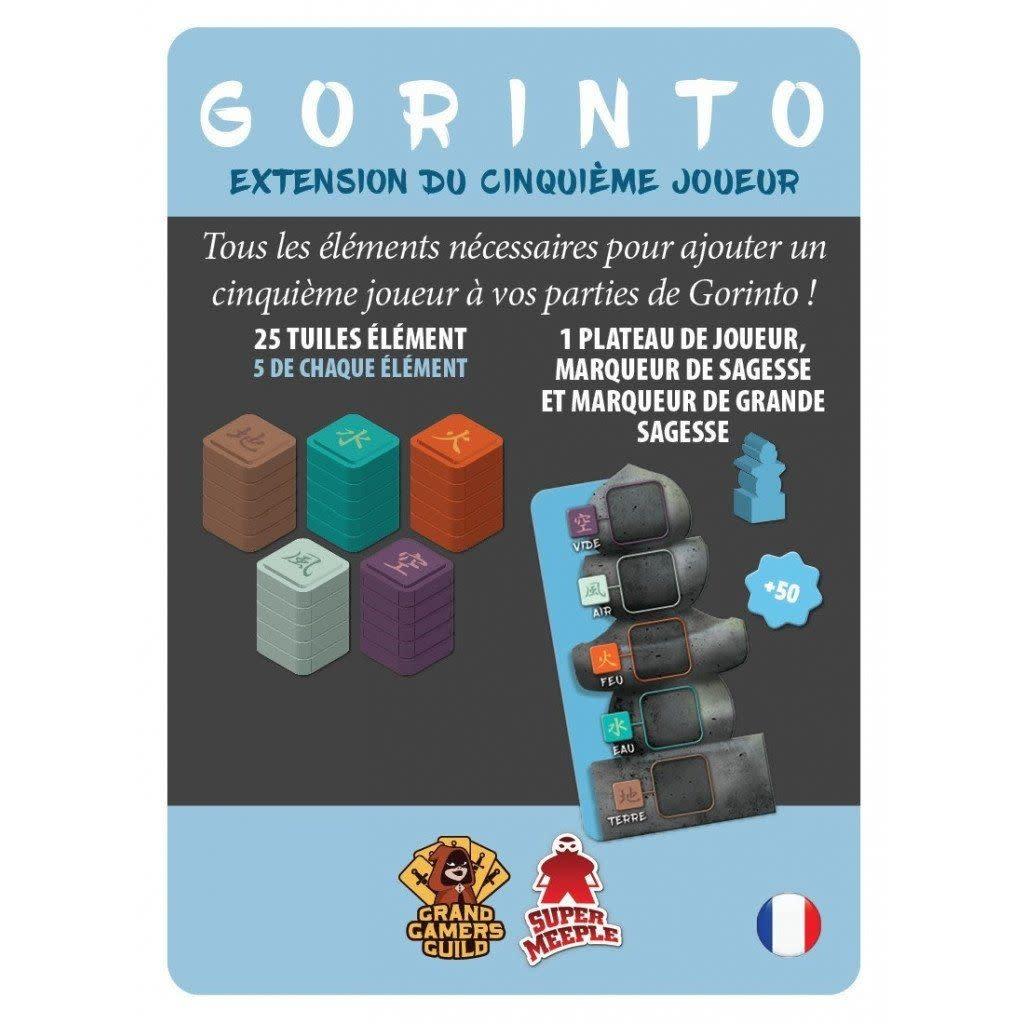 Gorinto: Extension 5e Joueur (FR)