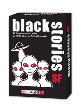 Black Stories: Science Fiction (FR)
