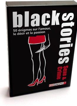 Black Stories: Sexe & Crime (FR)