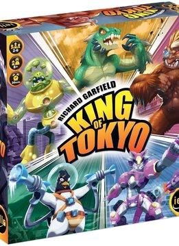 King of Tokyo 2ème Éd. (FR)