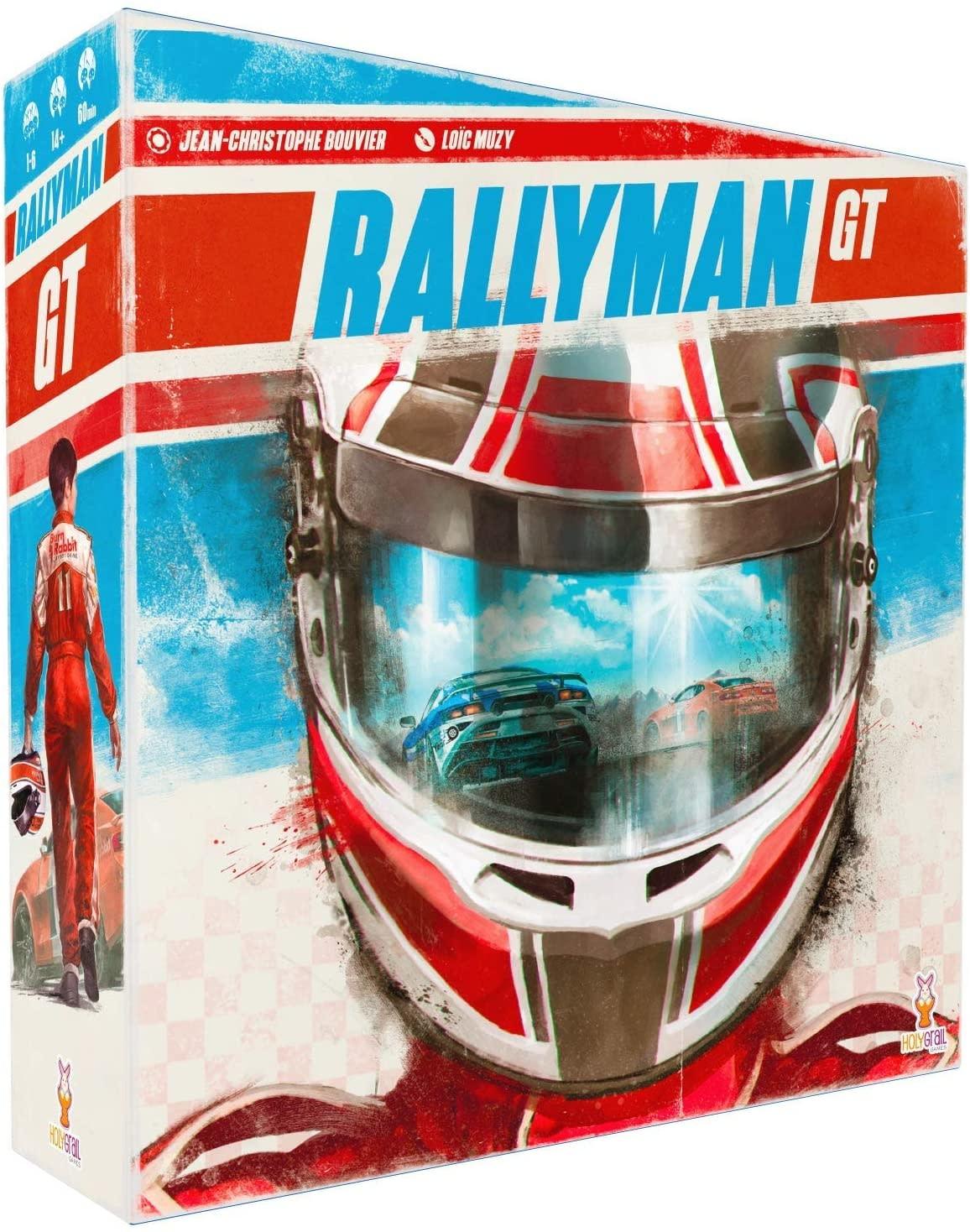 Rallyman: GT - Corebox (FR)