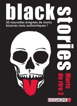 Black Stories Morts de rire 2 (FR)