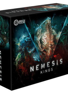 Nemesis: Alien Kings Miniatures Set