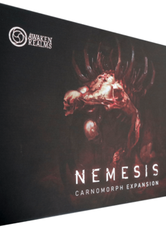 Nemesis: Carnomorphs (EN)