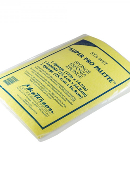 Masterson Sta-Wet Super Pro Palette Sponge