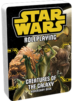 Star Wars Roleplaying: Creatures of the Galaxy