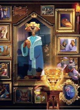 Puzzle: Villainous - Prince John (1000pcs)
