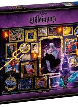 Puzzle: Villainous - Ursula (1000pcs)