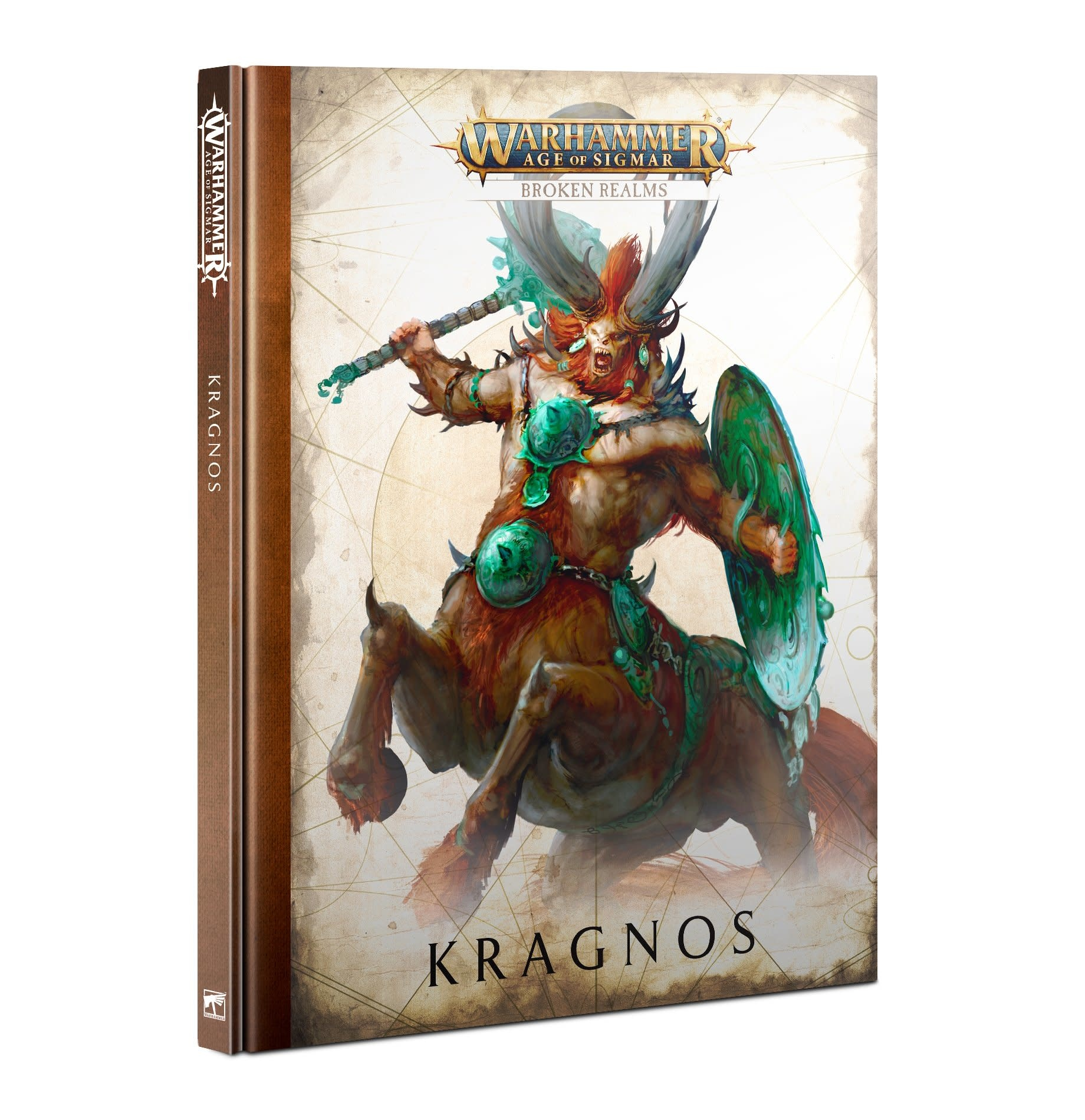 Broken Realms: Kragnos (EN) (HB)
