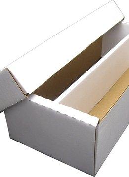 Boite en carton / Cardboard box  - 1600 CT
