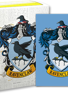 Ravenclaw - Dragon Shield Brushed Art Sleeves (100ct)